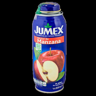 нектар JUMEX MANZANA (ЯБЛОКО) 500 МЛ Ж/Б 1 уп.х 12 шт.