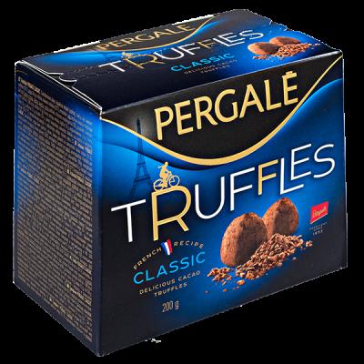 конфеты PERGALE TRUFFLES CLASSIC 200 г 1 уп. х 16 шт.