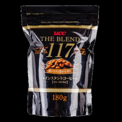кофе растворимый Коллекция  №117  180гр.