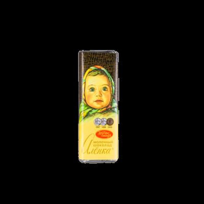 шоколад Аленка 20 г 1 уп.х 64 шт.