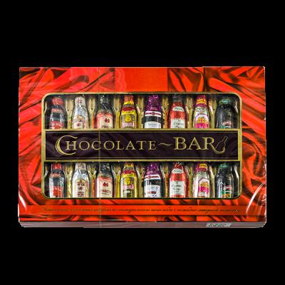 конфеты BAR CHOCOLATE 240 г 1 уп. х 10 шт.