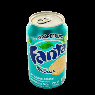 напиток FANTA GRAPEFRUIT 355 МЛ Ж/Б