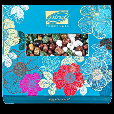 конфеты BIND CHOCOLATE Шоколадный гравий 100 г 1 уп.х 12 шт.