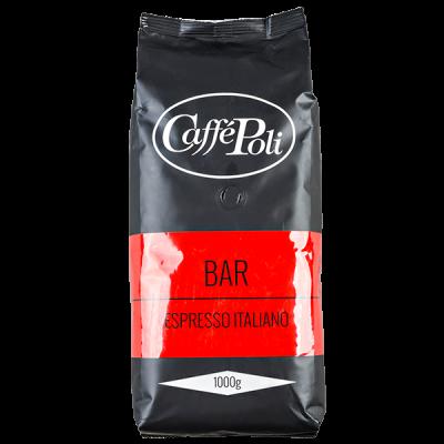кофе Caffe Polli BAR 1 кг зерно