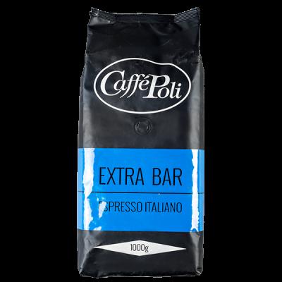 кофе Caffe Polli EXTRA BAR 1 кг зерно