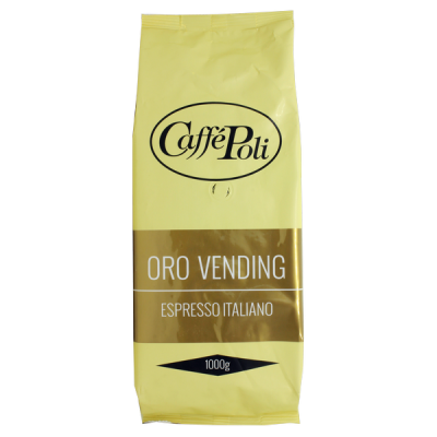 кофе Caffe Polli ORO VENDING 1 кг зерно