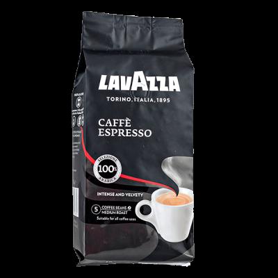 кофе LAVAZZA CAFFE ESPRESSO 500 г зерно 1 уп.х 12 шт.