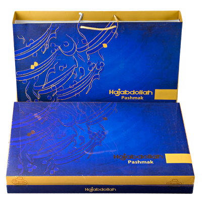 конфеты HAJABDOLLAH Pashmak Каллиграфия 300 г 1 уп.х 6 шт.