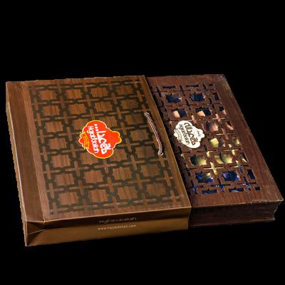 конфеты HAJABDOLLAH 200 г 1 уп.х 6 шт.