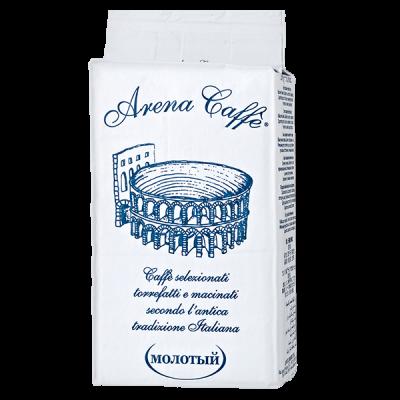 кофе ARENA CAFFE  250 г молотый 1 уп. х 24 шт.