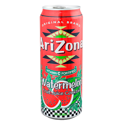 напиток ARIZONA Watermelon 680 мл  Ж/Б 1 уп.х 24 шт.