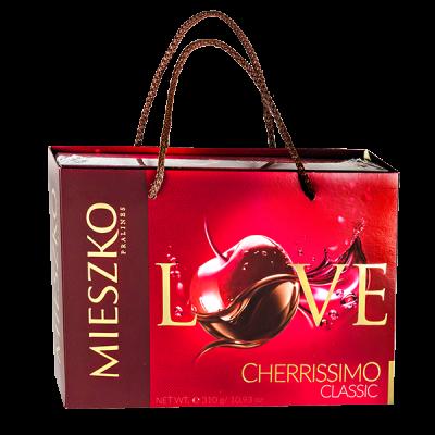 конфеты MIESZKO CHERISSIMO CLASSIC 310 г 1 уп.х 7 шт.
