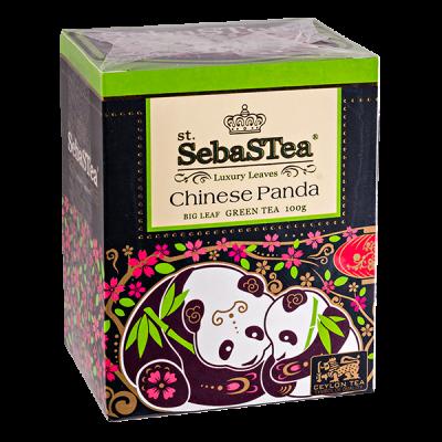 чай St.SebaSTea Chinese Panda 100 г 1 уп.х 24 шт.