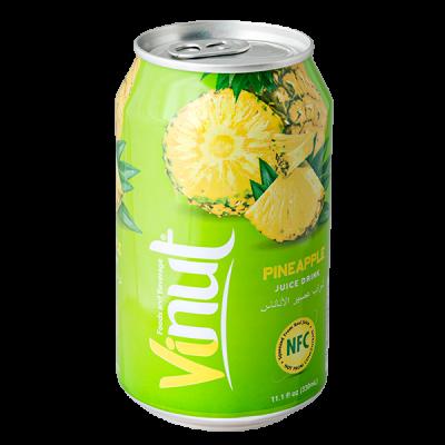 напиток VINUT Pineapple 330 мл  Ж/Б 1 уп.х 24 шт.
