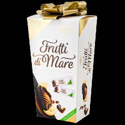 конфеты VOBRO FRUTTI DI MARE 190 г с лесным орехом 1 уп.х 10 шт.
