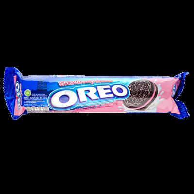 печенье Орео Strawberry 137 г 1уп* 24 шт
