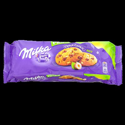 печенье Милка Choco Cookie Nut 135 г 1 уп.х 24 шт.
