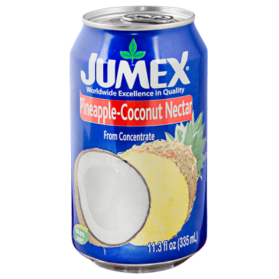 нектар JUMEX PINEAPPLE-COCONUT 335 МЛ Ж/Б