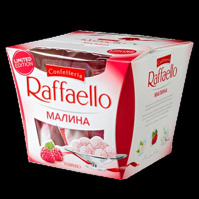 конфеты Раффаэлло Малина 150 г 1 уп.х 6 шт.
