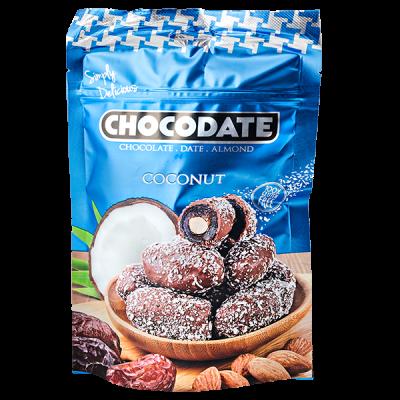 конфеты CHOCODATE Coconut 100 г 1 уп.х 24 шт.