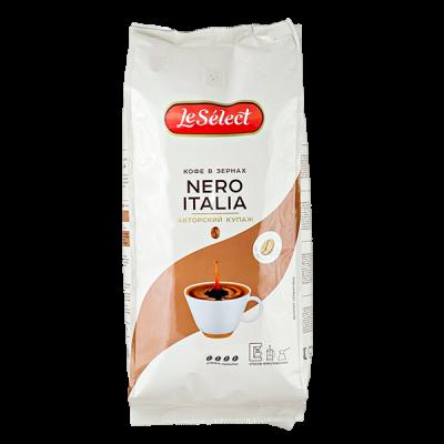 кофе NERO ITALIA 1 кг зерно 1 уп. х 10 шт.