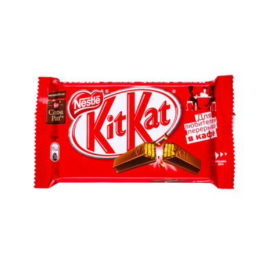 шоколад Кит-Кат 41,5 г 1 уп.х 27 шт.