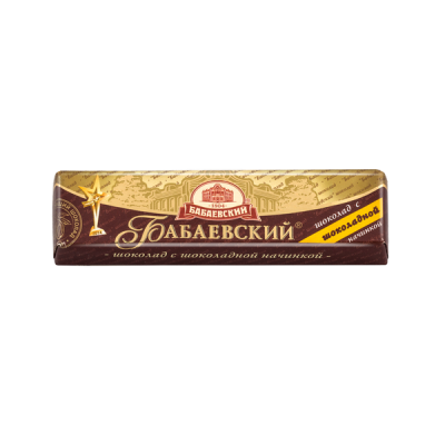 шоколад Бабаевский Шоколадная Начинка 50 г 1 уп.х 20 шт.