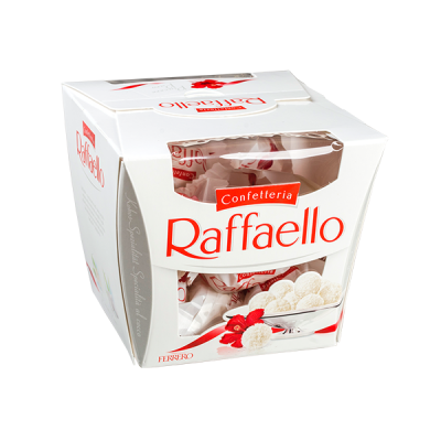 конфеты Раффаэлло 150 г 1 уп.х 6 шт.