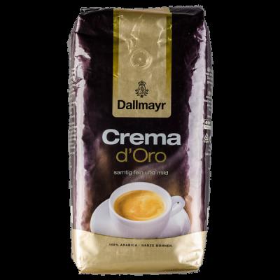 кофе DALLMAYR CREMA D ORO 1 кг зерно
