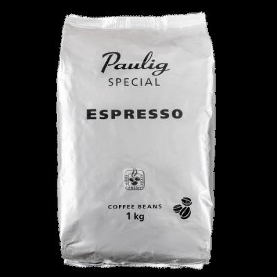 кофе PAULIG SPECIAL ESPRESSO 1 кг зерно 1 уп.х 4 шт.