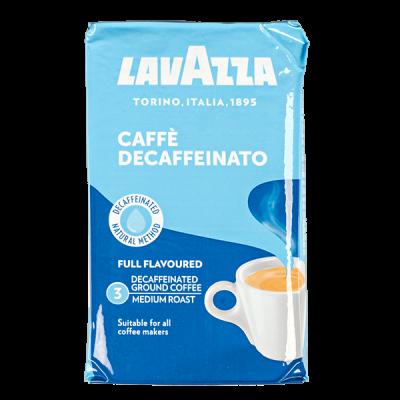 кофе LAVAZZA CAFFE DECAFFEINATO 250 г молотый 1 уп.х 20 шт.
