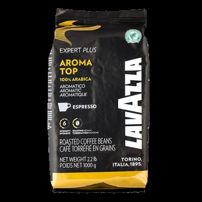 кофе LAVAZZA AROMA TOP 1 кг зерно 1 уп.х 6 шт.