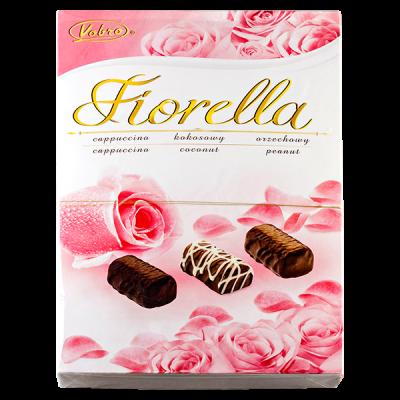 конфеты VOBRO FIORELLA 140 г 1 уп.х 12 шт.