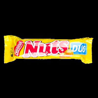 конфета Натс DUO 66 г 1 уп.х 24 шт.