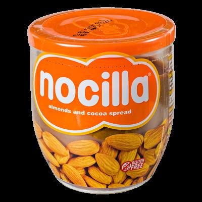 шоколадная паста Nocilla с миндалем 190 г 1 уп.х 12 шт.