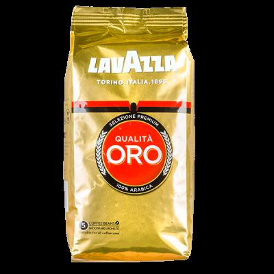 кофе LAVAZZA QUALITA ORO 500 г зерно 1 уп.х 12 шт.