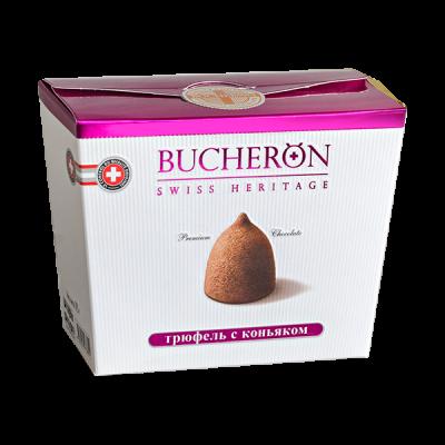 конфеты BUCHERON Трюфель 'с коньяком 175 г 1 уп.х 6 шт.
