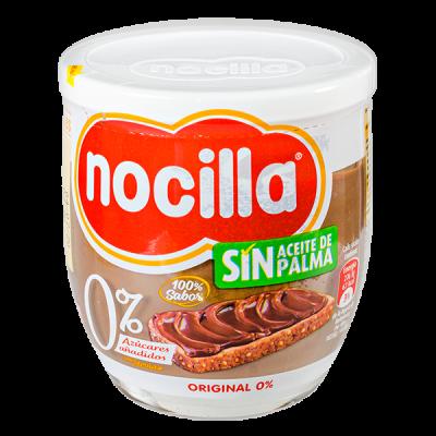 шоколадная паста Nocilla 0% со стевией 190 г 1 уп.х 12 шт.