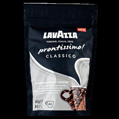 кофе растворимый LAVAZZA PRONTISSIMO CLASSICO 80 г м/у