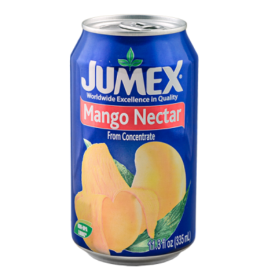 нектар JUMEX MANGO 335 МЛ Ж/Б 1 уп.х 24 шт.