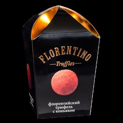 конфеты Флорентийский  Трюфель с  Коньяком 175 г 1 уп.х 6 шт.
