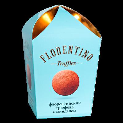 конфеты Флорентийский Трюфель с  Миндалем 175 г 1 уп.х 6 шт.