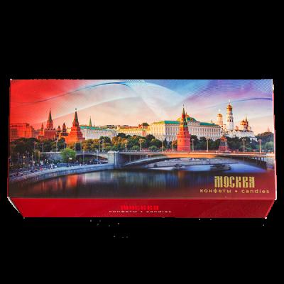 конфеты GRONDARD МОСКВА Темный марципан с гранатовой начинкой 140 г 1уп.х 8шт.