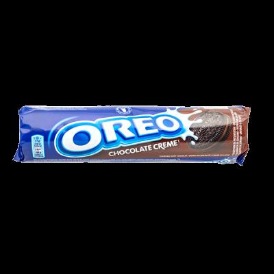 печенье Орео Chocolate Creme 137 г 1уп * 24 шт
