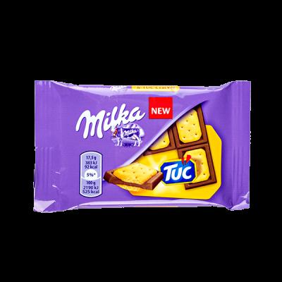 печенье Милка TUC 35 г 1 уп.х 20 шт.