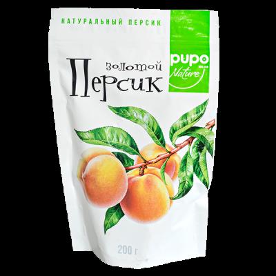 Золотой Персик PUPO 200 г 1 уп.х 10 шт.