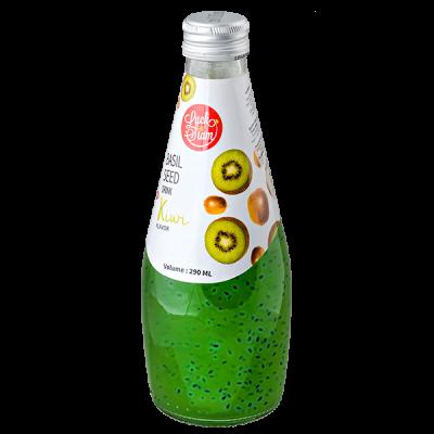 напиток BASIL SEED DRINK Luck Siam Kiwi 290 МЛ СТ/Б 1 уп.х 24 шт.