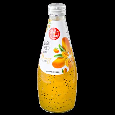 напиток BASIL SEED DRINK Luck Siam Mango 290 МЛ СТ/Б 1 уп.х 24 шт.