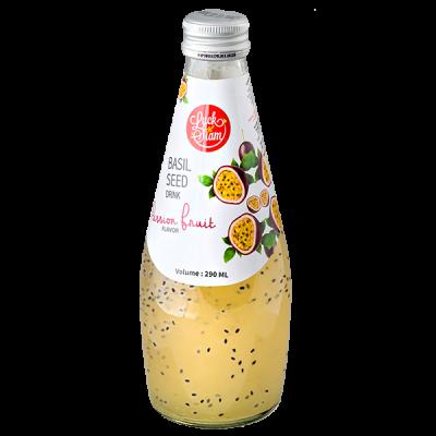 напиток BASIL SEED DRINK Luck Siam Passion fruit 290 МЛ СТ/Б 1 уп.х 24 шт.