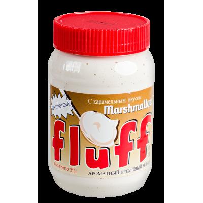 Зефир кремовый MARSHMALLOW FLUFF карамельный 213 г 1 уп.х 12 шт.